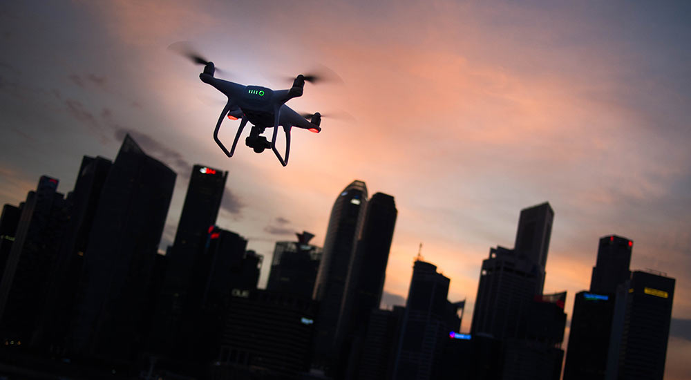 Voice Recognition for Voice Controlled Drones - Geekswipe