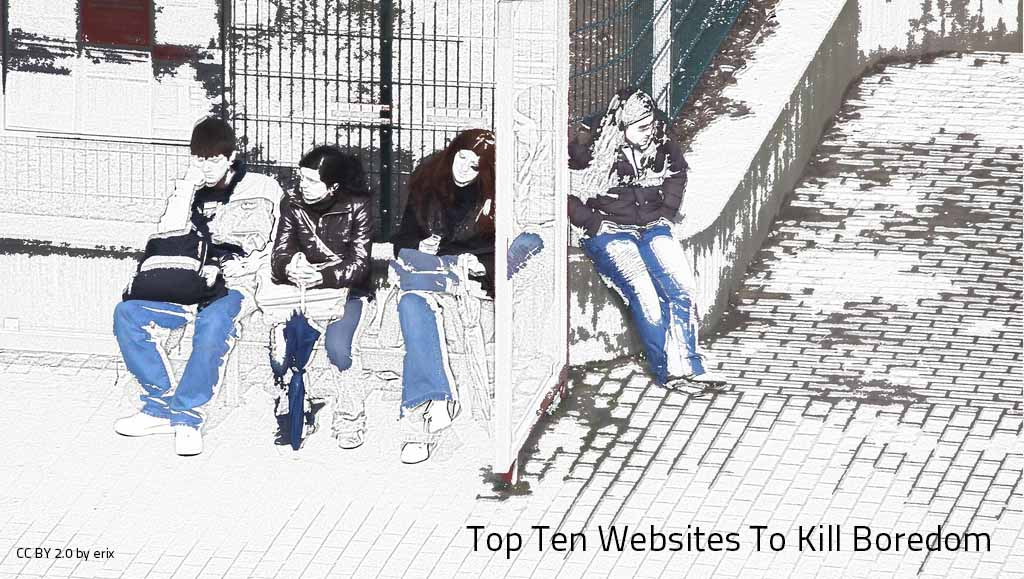 Boredom | Geekswipe - Top sites to visit when bored