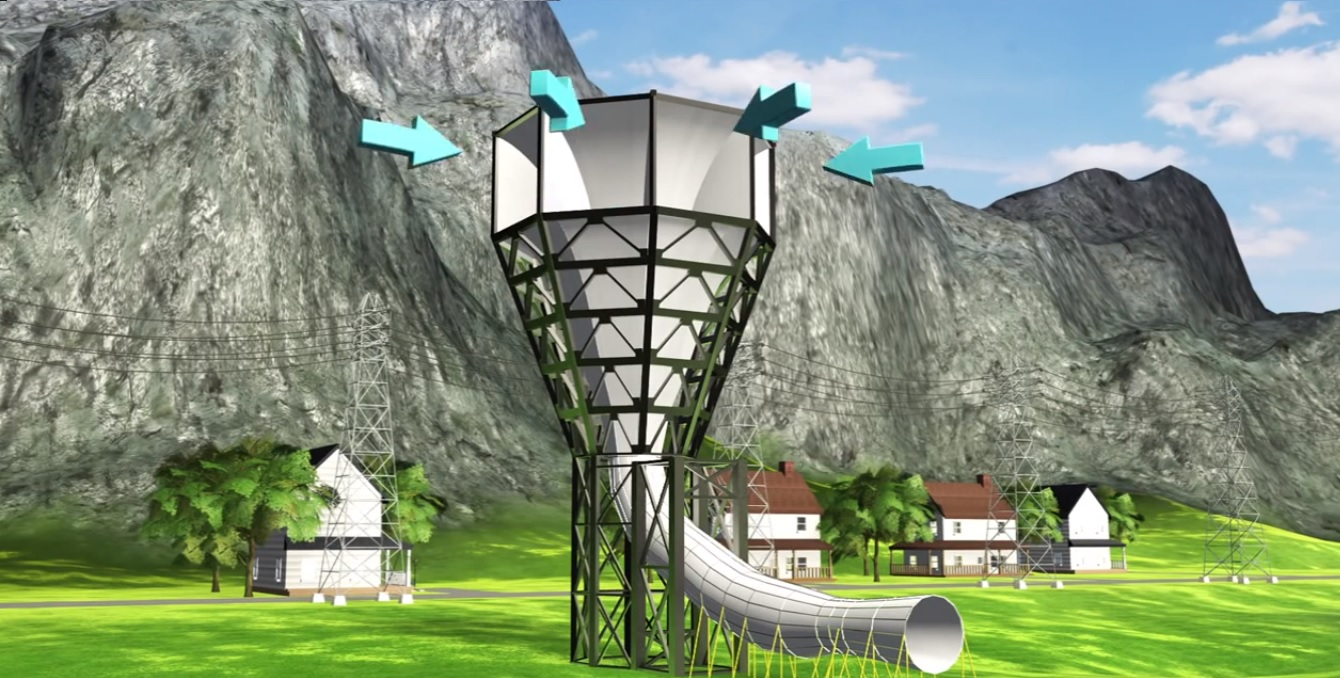 Geekswipe - Invelox - Wind Turbine - Resource - 1