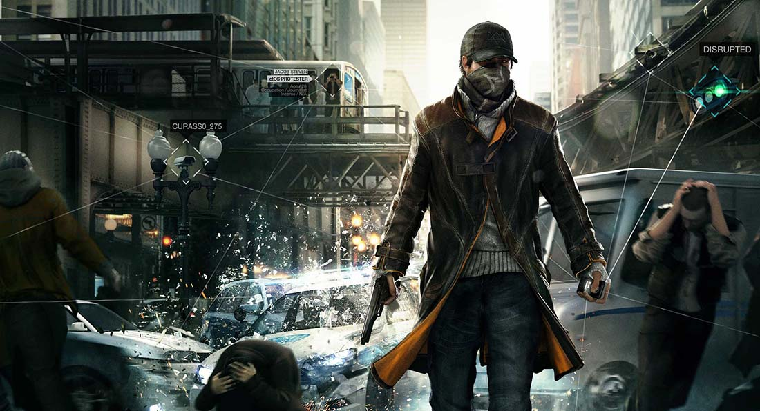 Watch Dogs Screen