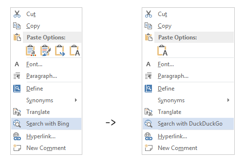 Geekswipe_How to replace bing search in microsoft word_regedit_screenshot_3