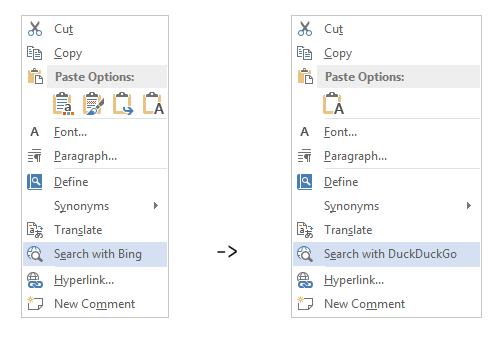 Geekswipe_How to replace bing search in microsoft word_regedit_screenshot_3