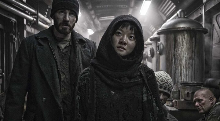Yona, the clairvoyant from Snowpiercer movie.
