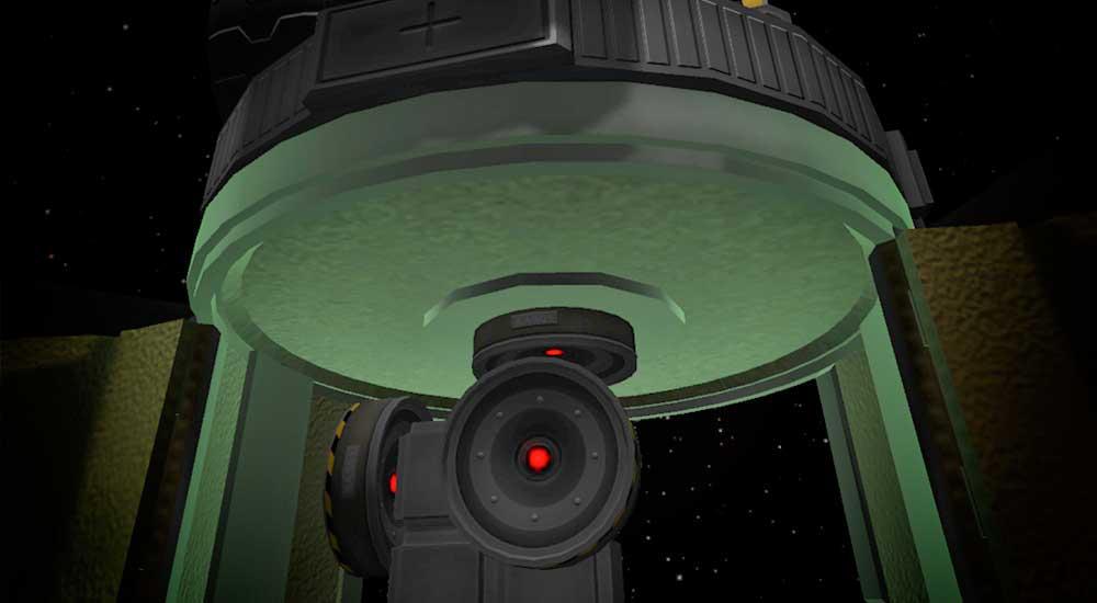 KSP Reaction Wheel Overkill