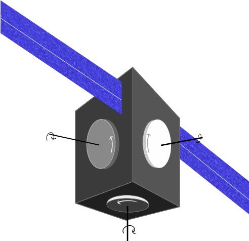 spacecraft reaction wheels - photo #33