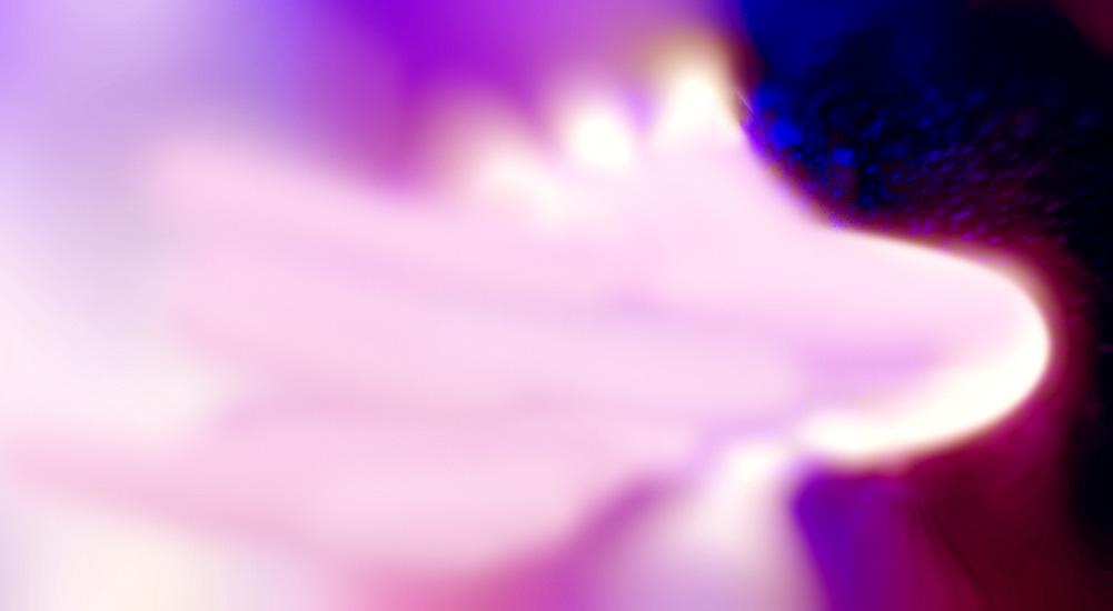 White petrolatum melting on fire - illustrative photo.